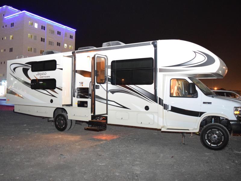 RV Caravan