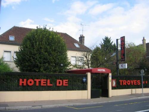 Hotel De Troyes