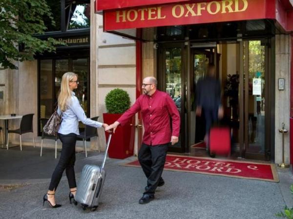 Hotel Oxford Rome