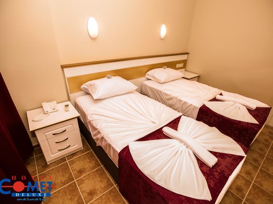 Comet De Luxe Suit Hotel Marmaris