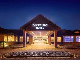 Фото отеля Mercure Daventry Court Hotel and Spa