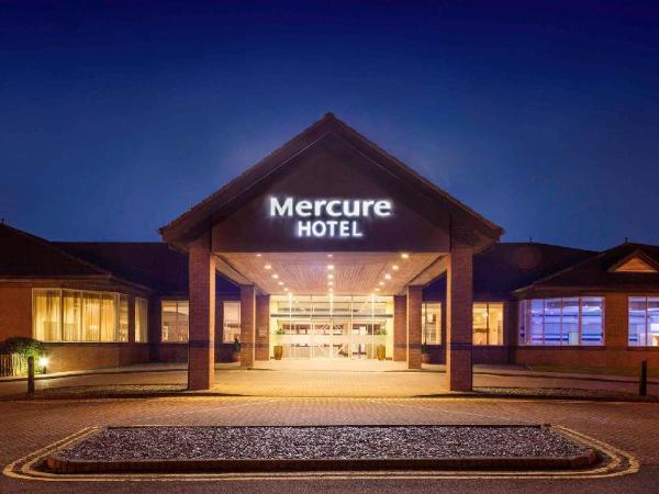 Mercure Daventry Court Hotel & Spa Daventry