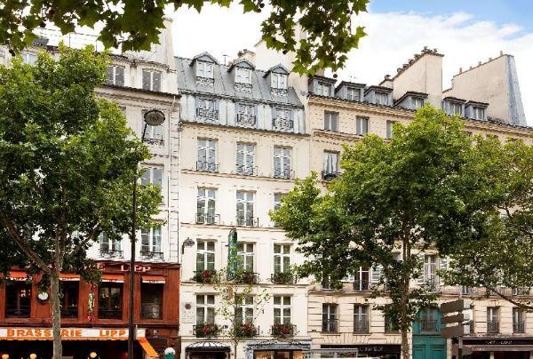 Au manoir Saint-Germain des Pres Paris