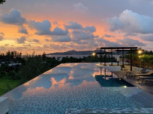 6 Avenue Surin Beach, pool, gym, near beach 319 Phuket