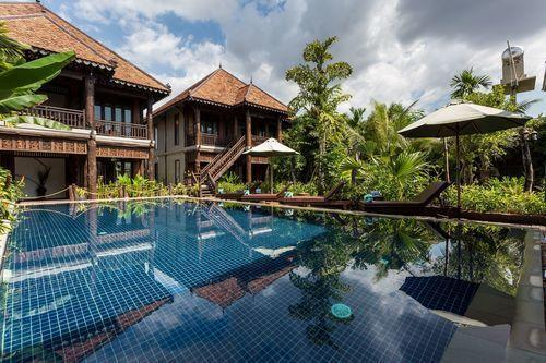 Java Wooden Villa And Residence