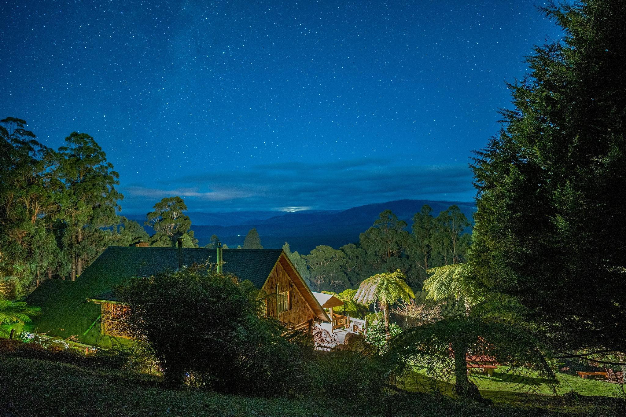 Eagles Nest Luxury Mountain Retreat