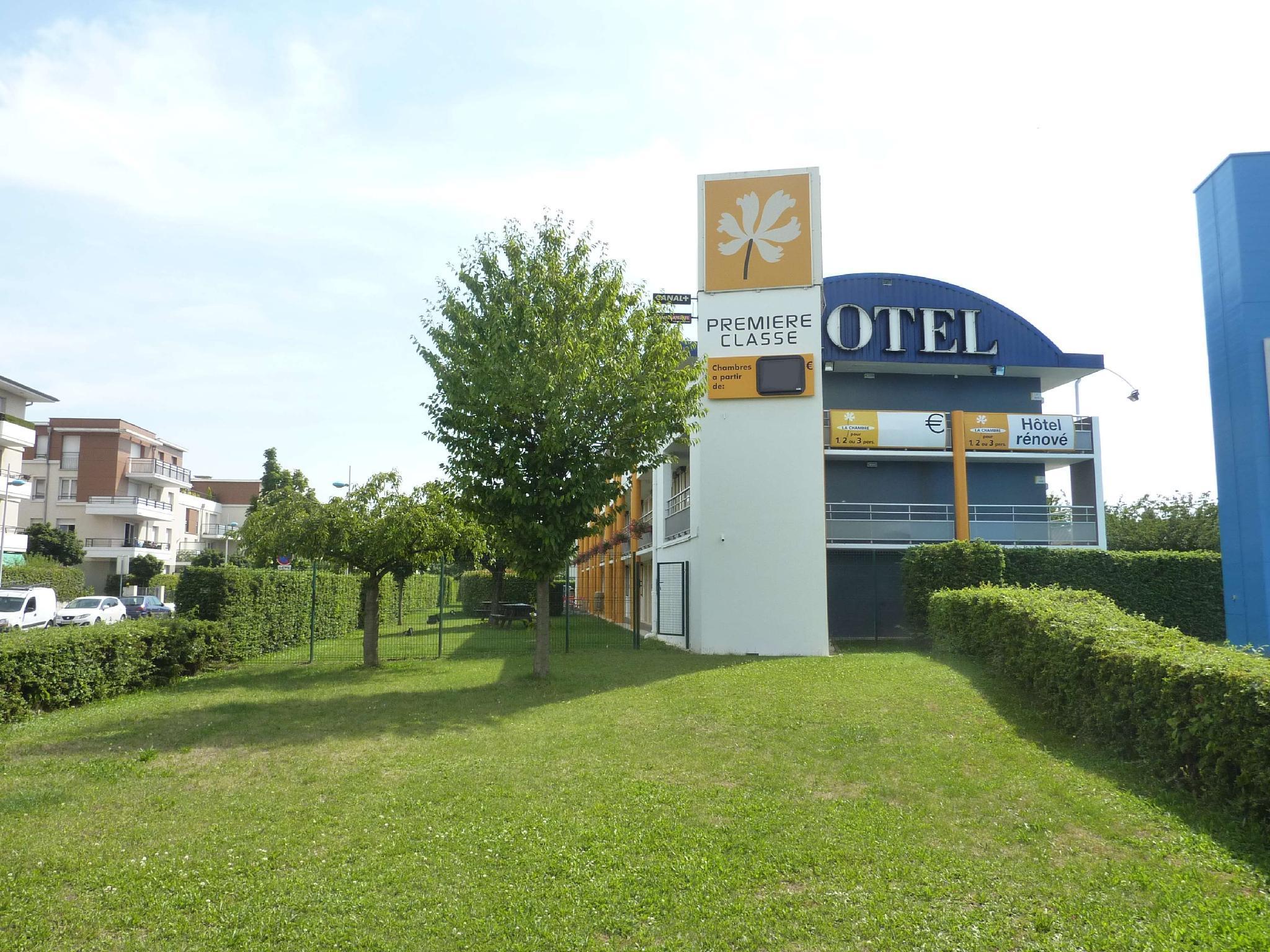 Hotel Premiere Classe Strasbourg Ouest - Zenith