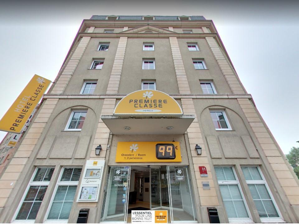Premiere Classe Paris Ouest - Pont de Suresnes Hotel