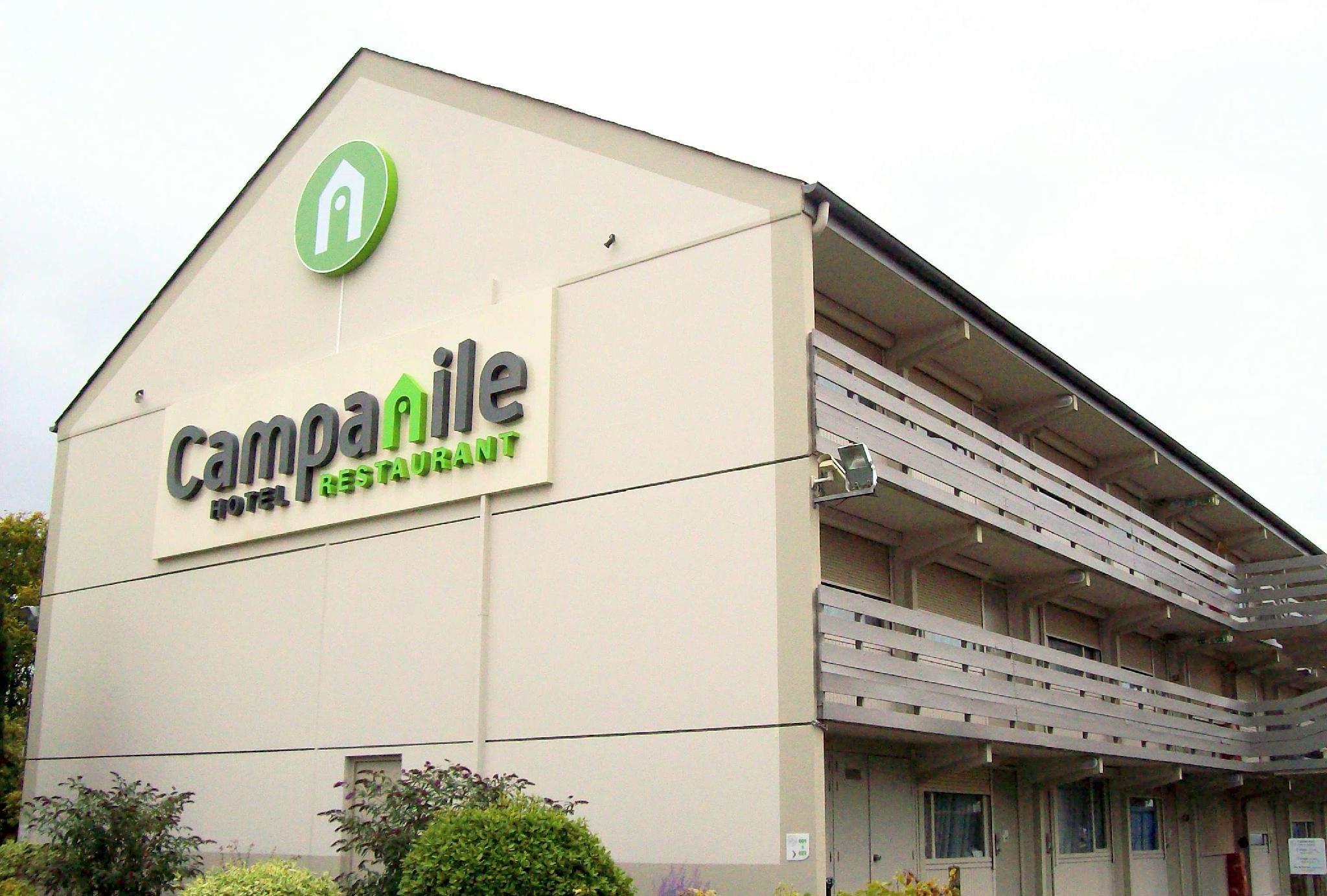 Campanile Reims Ouest   Tinqueux