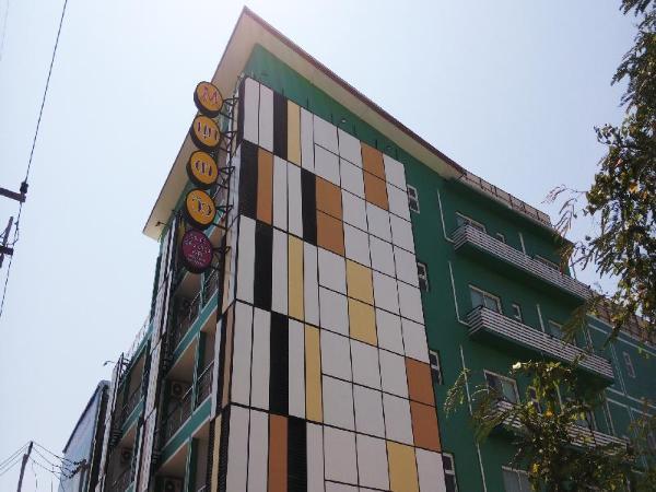 Mukdaview Hotel Mukdahan