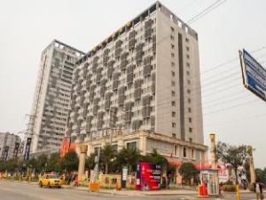 Linna Chuang Ke Hotel kohta (Chengdu Rongcheng Chuangke Hotel)
