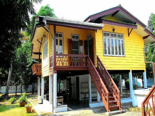 บ้านสวน บางแสน รีสอร์ต – Bansuan Bangsaen Resort