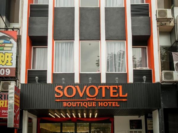 Sovotel Boutique Hotel @ Kelana Jaya 79 Kuala Lumpur