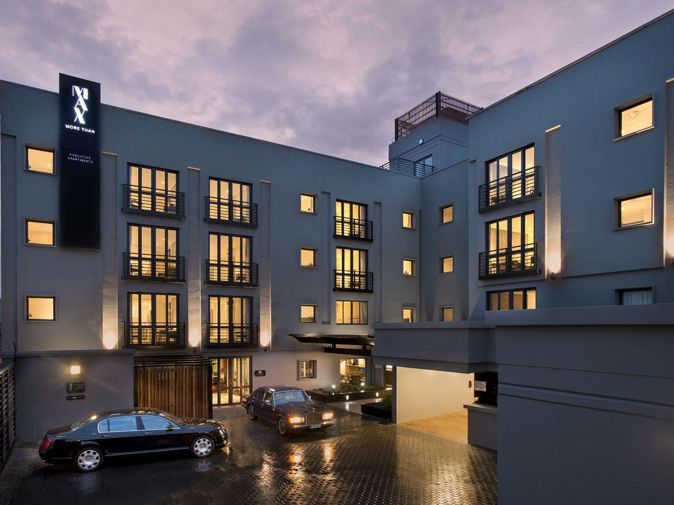 WeStay Max Apartments