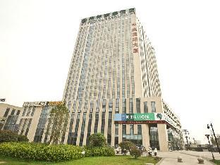 GreenTree Inn Jiangsu Yangzhou Jiangyang East Road Zhongxin Building Business Hotel