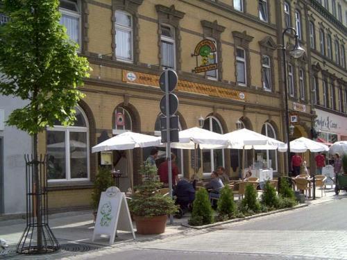 Hotel Pension Grune Linde