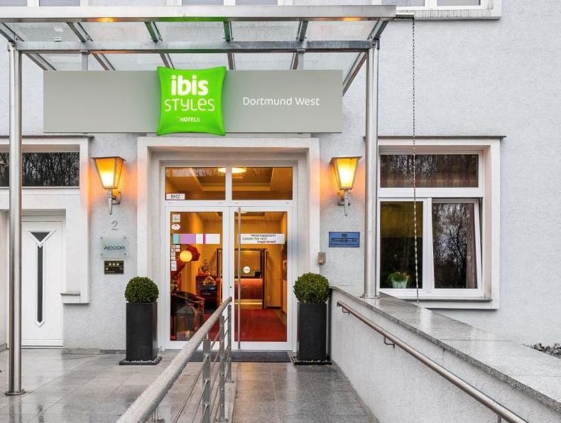 Ibis Styles Dortmund West