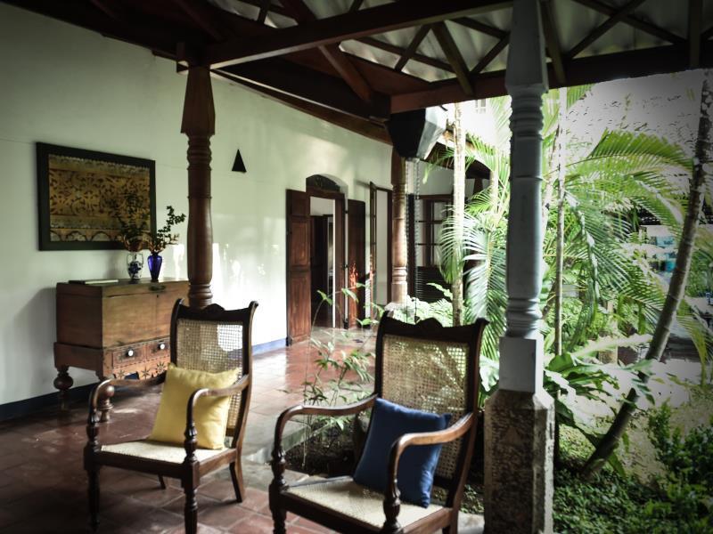 The Fern Cove Villa