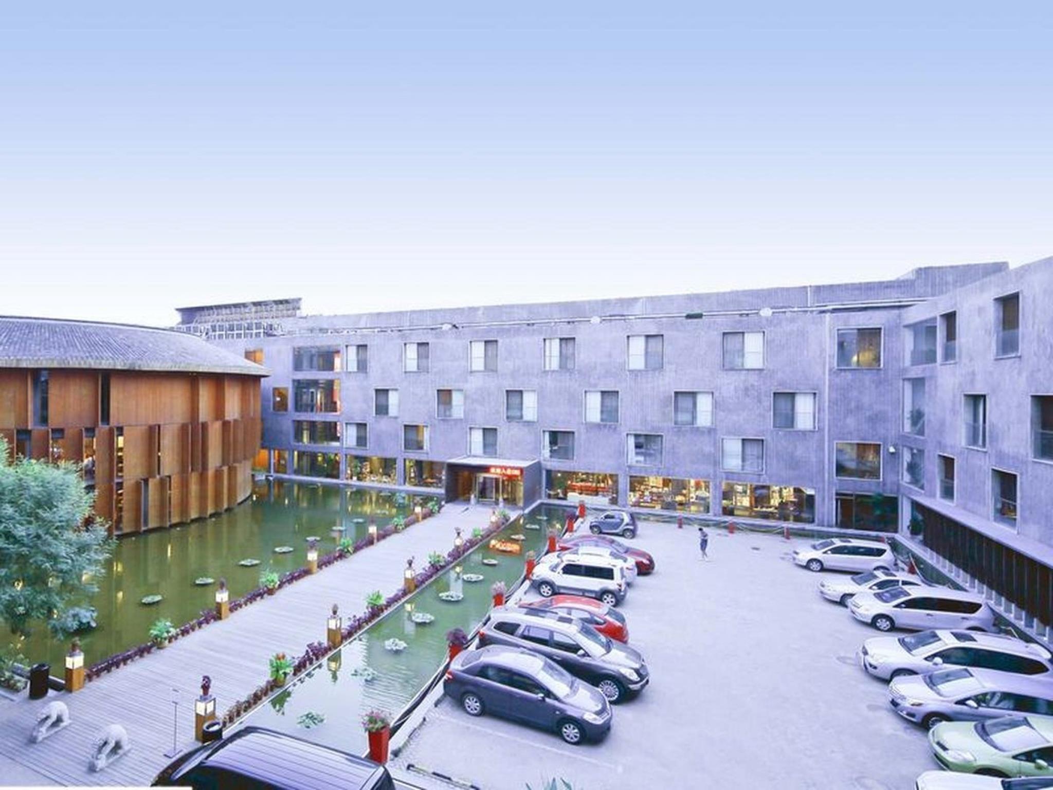 China Community Art Habitat Hotel
