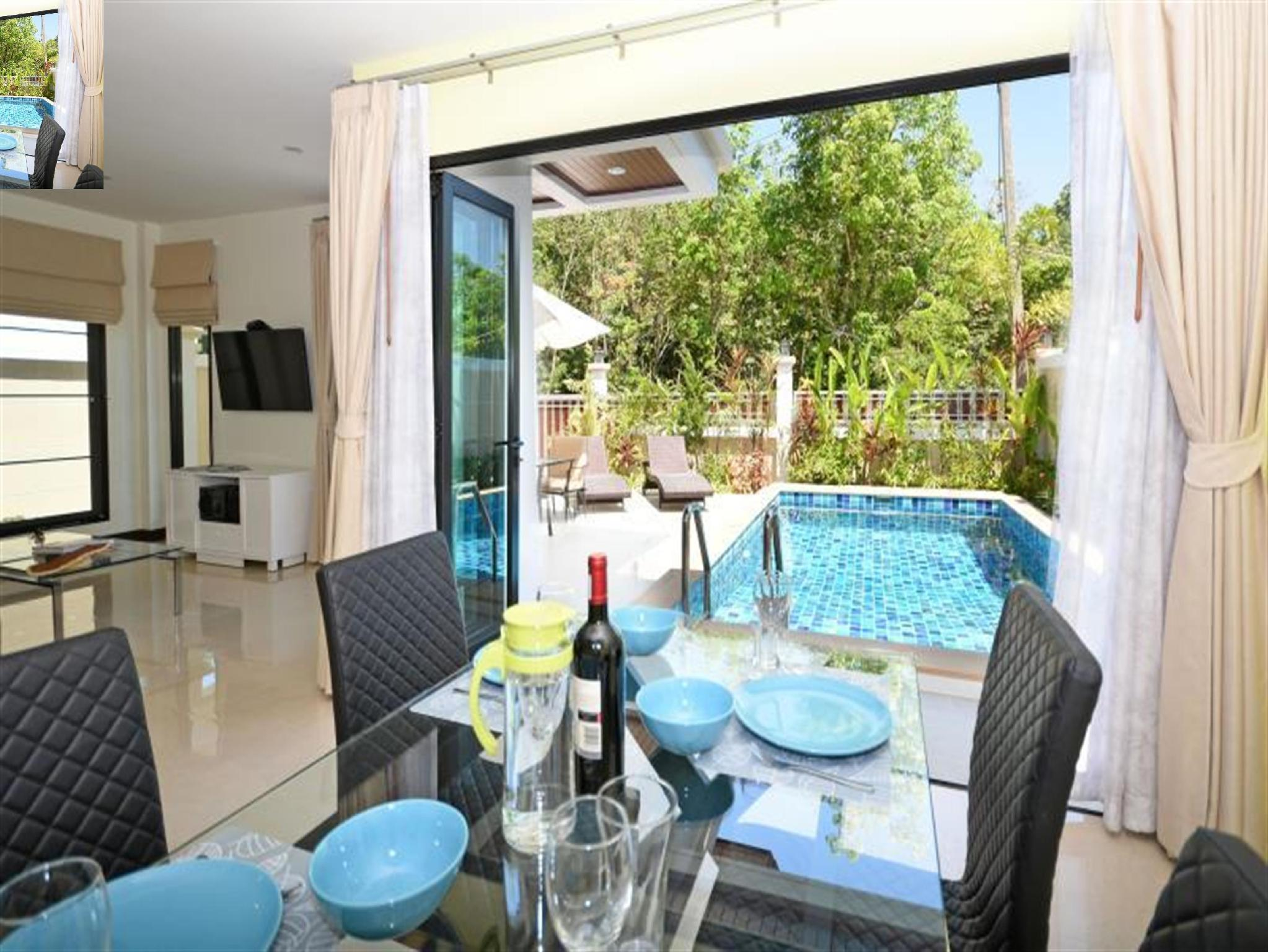 2-Bedroom Private Pool Villa