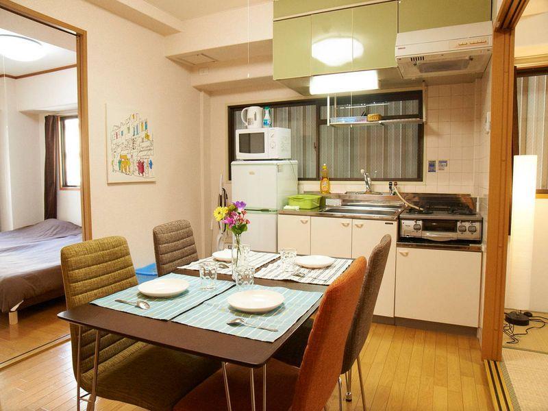 STY 2 Bedroom Apartment Namba Dotonbori 501