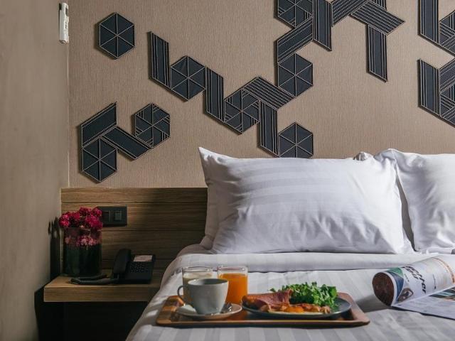 โรงแรมแน็ป – Nap Hotel Bangkok
