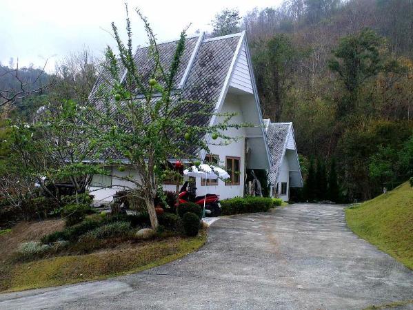 resort ping pana valley chiang mai  thailand great