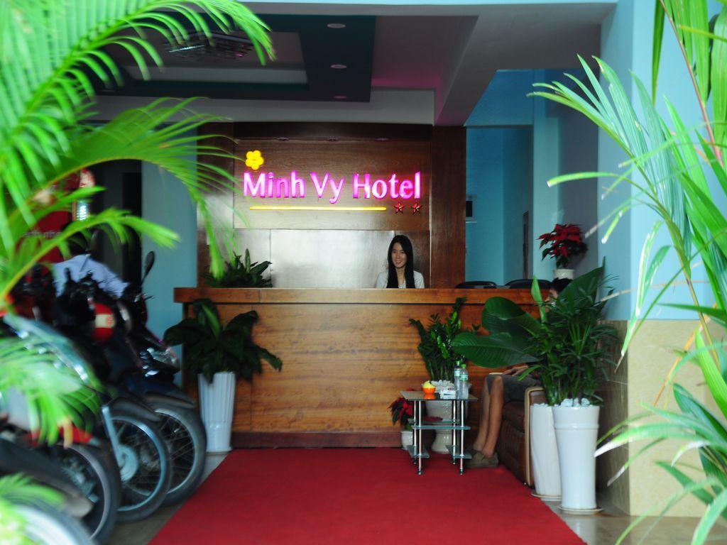 Minh Vy Hotel   Go Vap