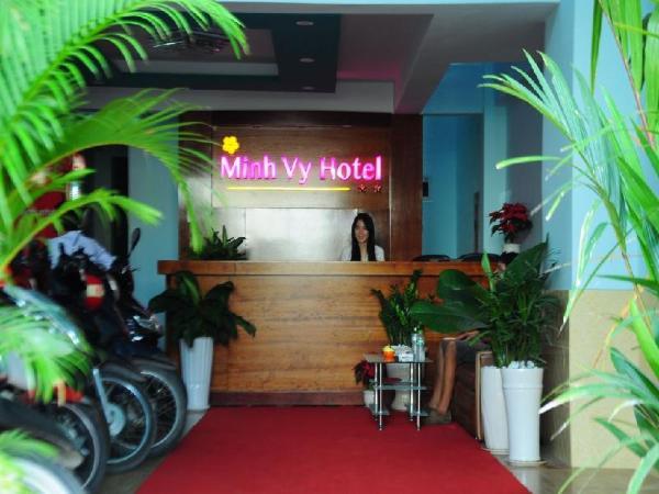 Minh Vy Hotel - Go Vap Ho Chi Minh City