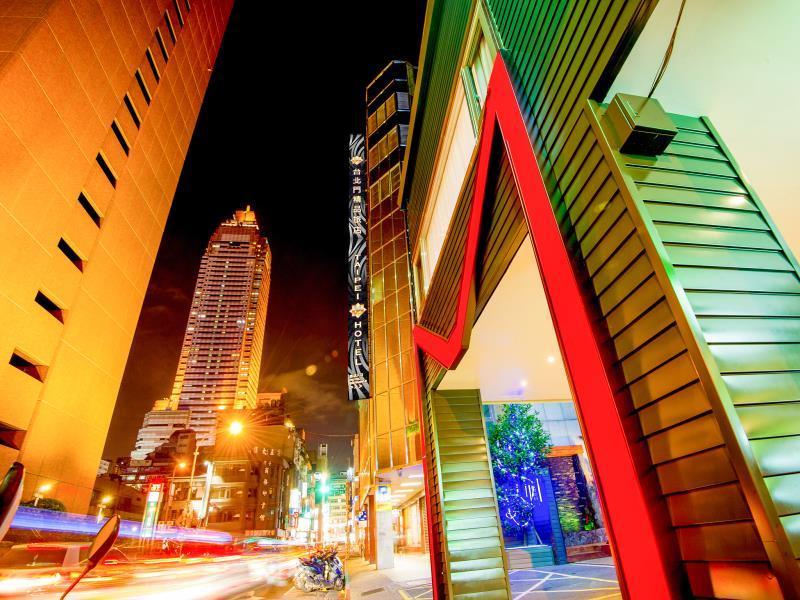 Taipei M Hotel   Main Station
