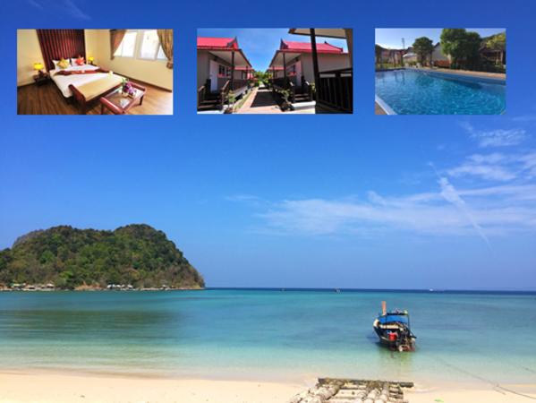 Phi Phi Little Star  Resort Koh Phi Phi