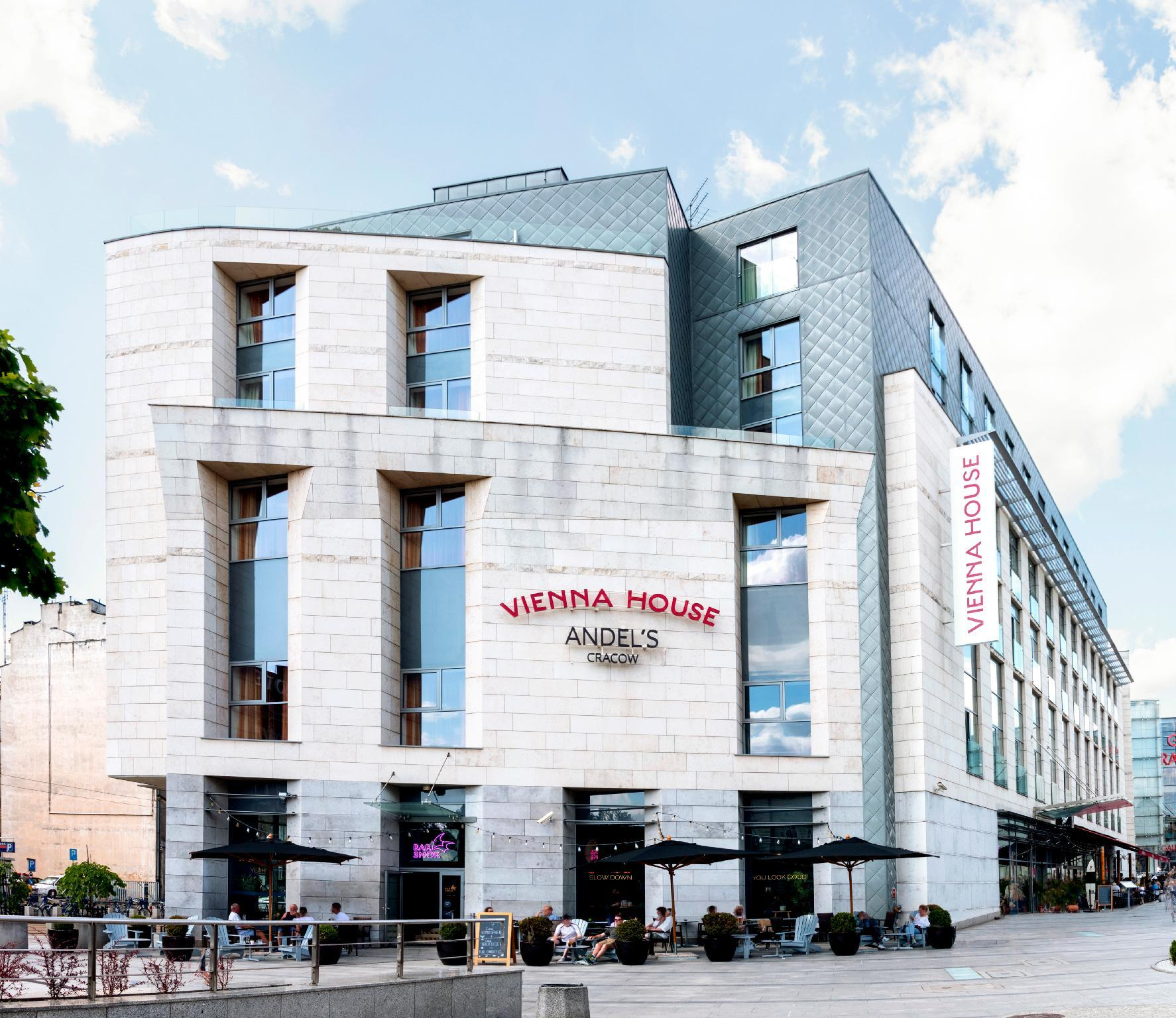 Vienna House Andel�s Cracow