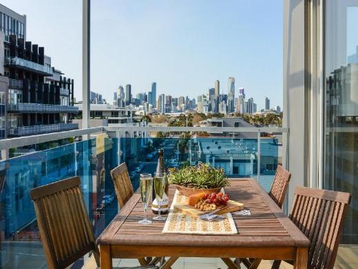 Boutique Stays -Zinc 501, Apartment, Port Melbourne