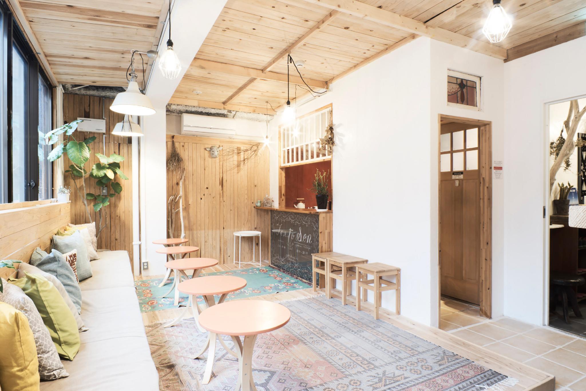 TEN To SEN Guest House Takamatsu