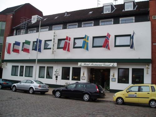 Centro Hotel Consul