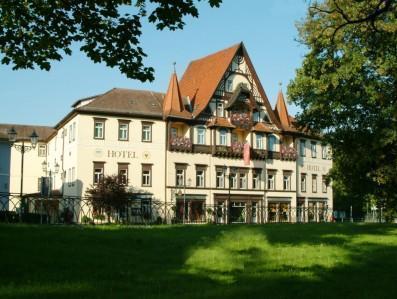 Solewerk Hotel Sachsischer Hof