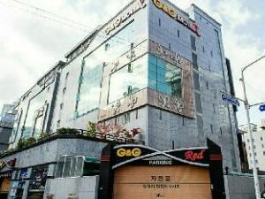 Tentang Haeundae G&G Motel (Haeundae G&G Motel)