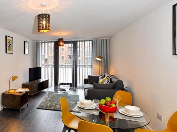 UR Stay Apartments Birmingham Birmingham