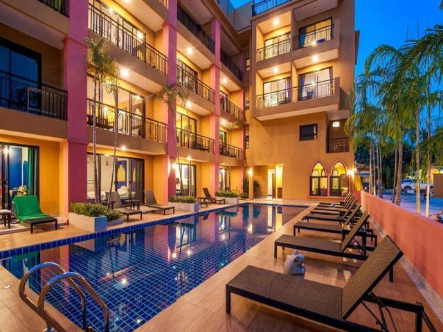 โรงแรมอัญชันลิน่า โฮเทล – Anchanlina Hotel