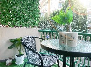 Relaxing Green Studio, Heart of Nimman สตูดิโอ อพาร์ตเมนต์ 2 ห้องน้ำส่วนตัว ขนาด 34 ตร.ม. – นิมมานเหมินทร์
