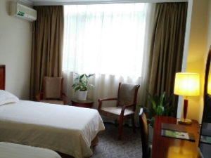 GreenTree Inn JiangSu SuZhou Science and Technology City Business Hotel