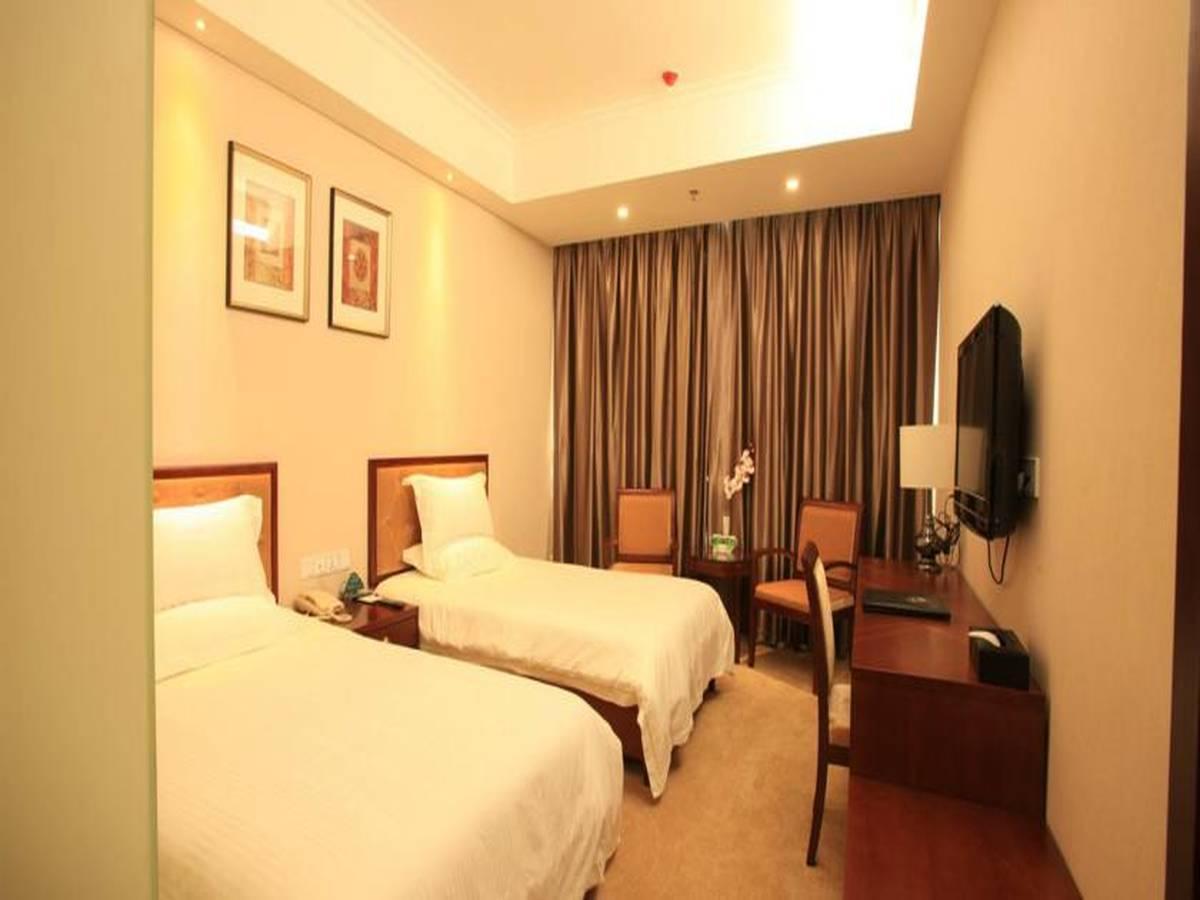 GreenTree Inn Beijing Tonzhou Maju Bridge No.2 Express Hotel