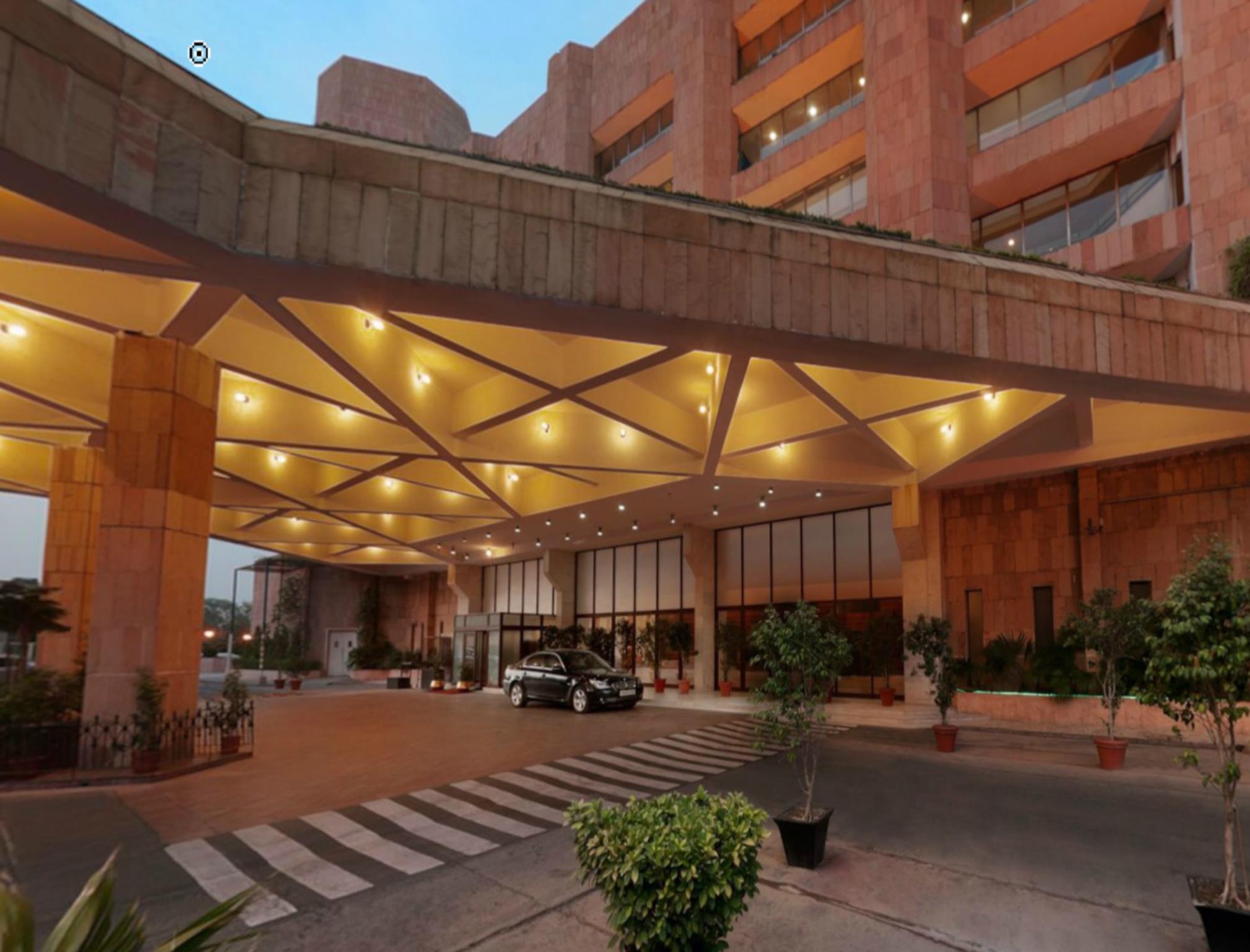 Hotel Samrat New Delhi