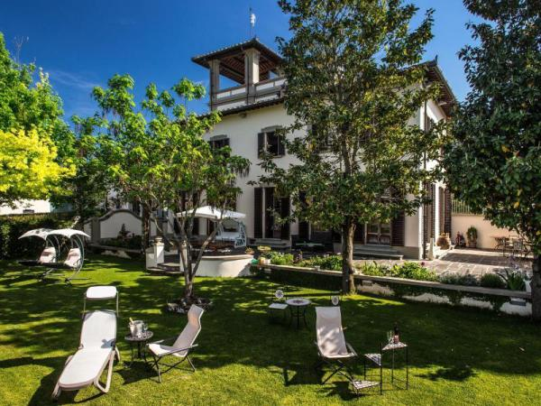 Luxury B & B Villa Broncigliano Florence
