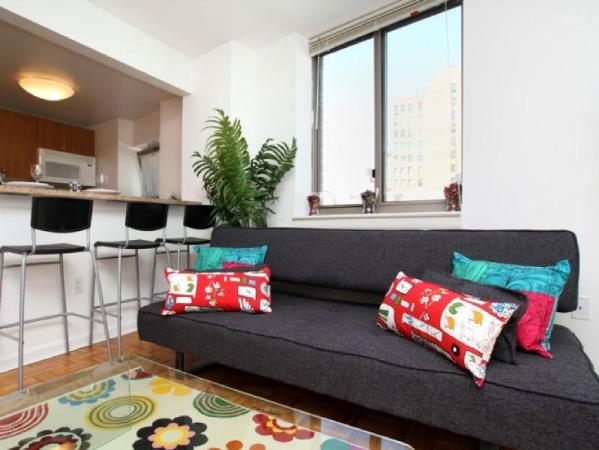 NYC Great Central Times Square 2BR apartment New York