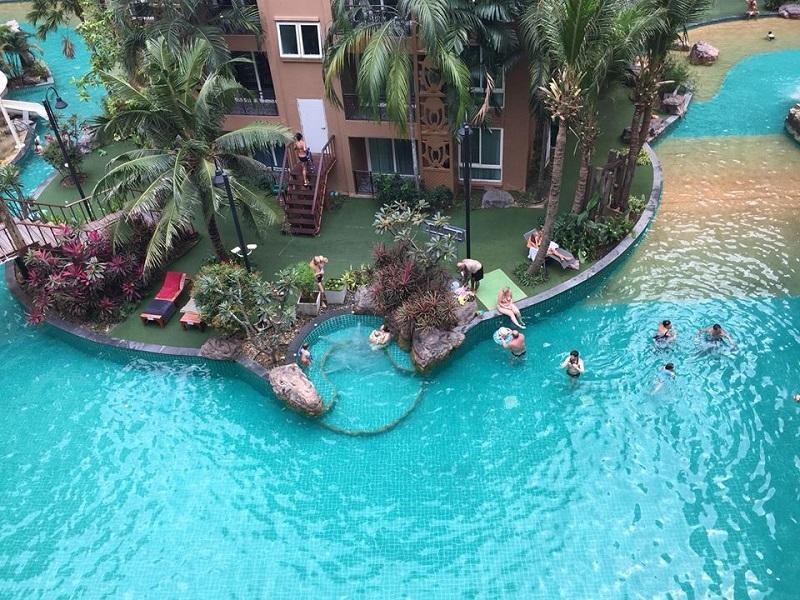 Atlantis Condo Resort Pattaya By Panissara