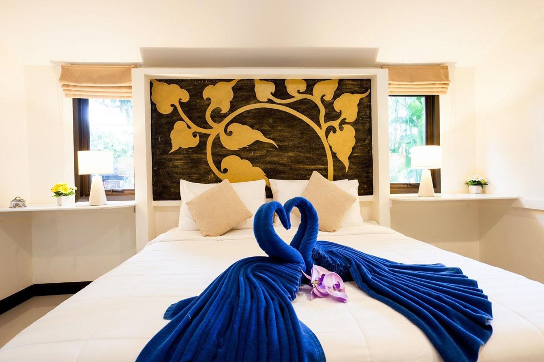 1 Bedroom Luxury Villa in Phuket Resort  for Rent วิลลา 1 ห้องนอน 1 ห้องน้ำส่วนตัว ขนาด 120 ตร.ม. – ป่าคลอก