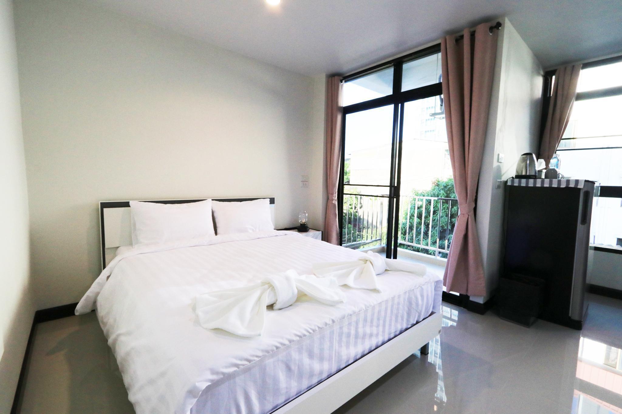 Baanrao Bangson Apartment 02 สตูดิโอ อพาร์ตเมนต์ 1 ห้องน้ำส่วนตัว ขนาด 26 ตร.ม. – จตุจักร