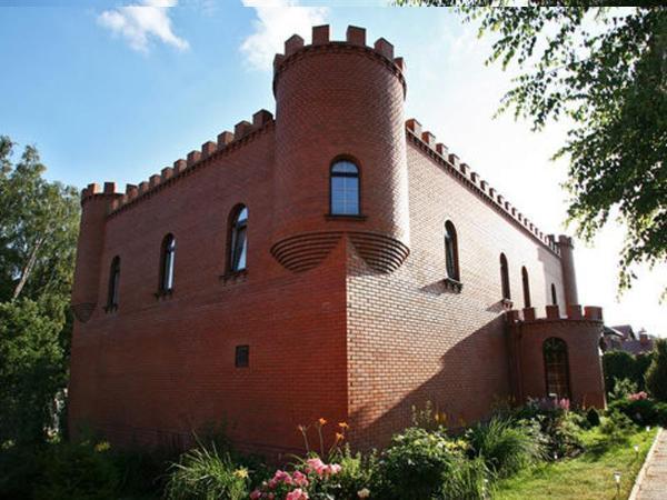 Country House - Chateau Pitau Moscow