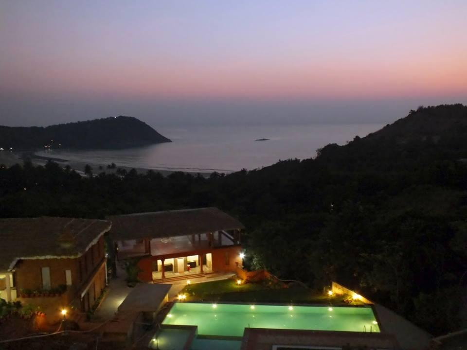 Kudle Beach View.Resort And Spa